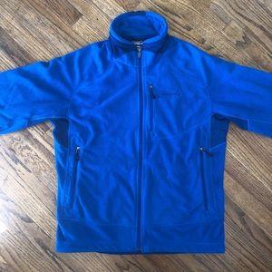Patagonia blue jacket men's size M